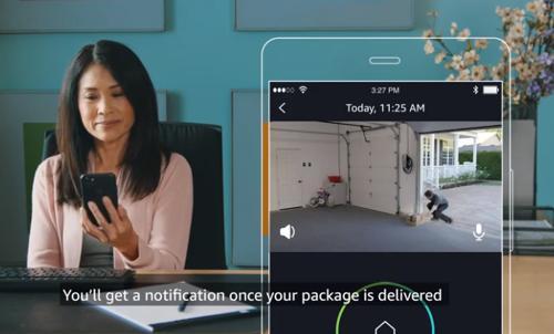 AJs Garage Door Repair Oro Valley offers Amazon Key for Garage compatible garage door openers