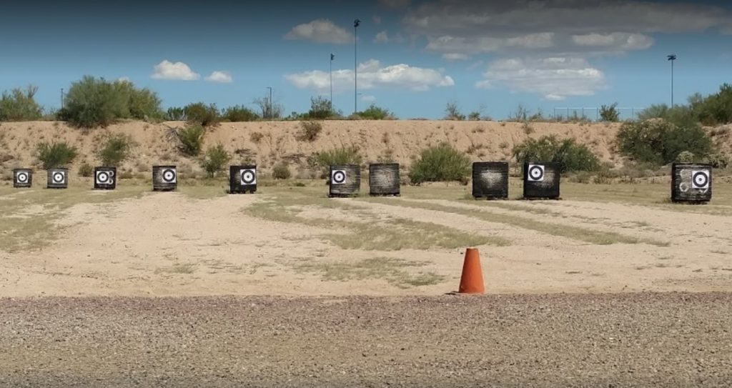 Oro Valley Archery Range