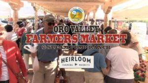 Oro Valley Farmers Market at Steampump Ranch